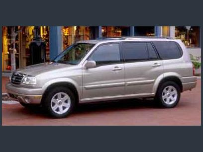 used 2003 suzuki xl7 for sale test drive at home kelley blue book used 2003 suzuki xl7 for sale test