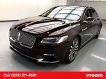 2019 Used Lincoln Continental Reserve