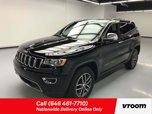 2018 Used Jeep Grand Cherokee 4WD Limited