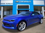 2017 New Chevrolet Camaro LT Convertible