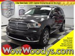 2018 New Dodge Durango AWD SXT