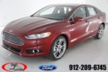 2016 New Ford Fusion Titanium