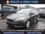 2015 Used Ford Focus SE Sedan