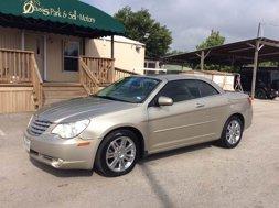 Chrysler Sebring Limited Convertible