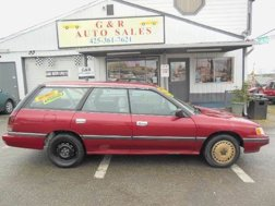 Subaru Legacy L AWD Wagon