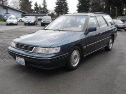 Subaru Legacy LS AWD Wagon