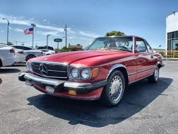 Mercedes-Benz 560 SL Vehicles for Sale near Mountain View, CA 94035