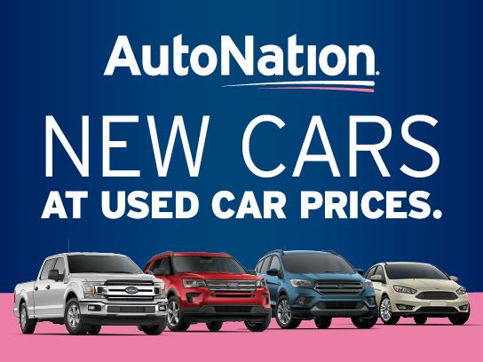 Auto Nation Memphis Tn >> Autonation Ford Wolfchase Car Dealership In Memphis Tn 38133