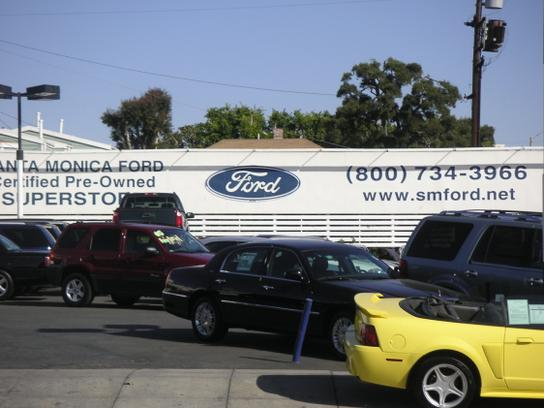 Santa Monica Ford Lincoln 1