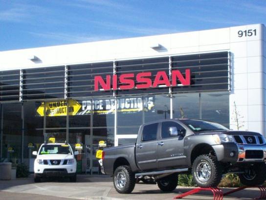 peoria nissan car dealership in peoria az 85382 kelley blue book. Black Bedroom Furniture Sets. Home Design Ideas