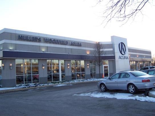 Mullers Woodfield Acura >> Muller S Woodfield Acura Car Dealership In Hoffman Estates