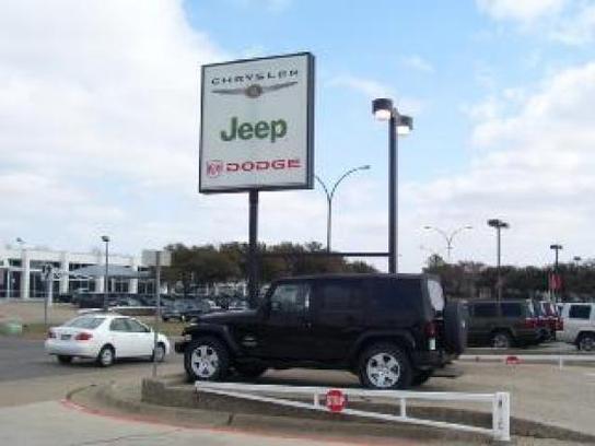 Don Davis Dodge >> Don Davis Dodge Chrysler Jeep Car Dealership In Arlington