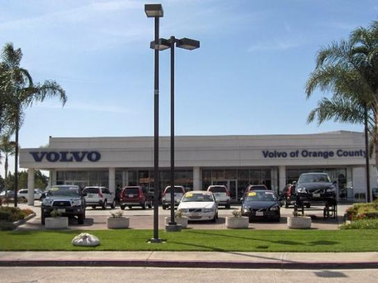 Volvo Cars Orange County