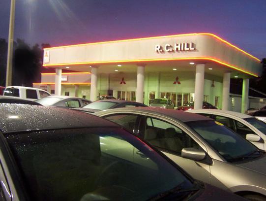 r.c. hill mitsubishi - deland car dealership in deland, fl 32720