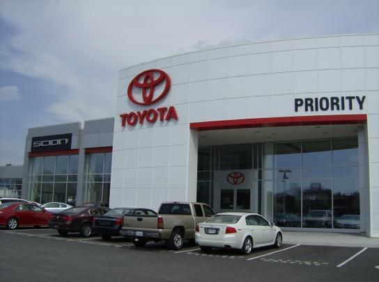 Toyota Richmond Va >> Priority Toyota Of Richmond Car Dealership In Chester Va