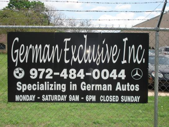 German Exclusive Inc.