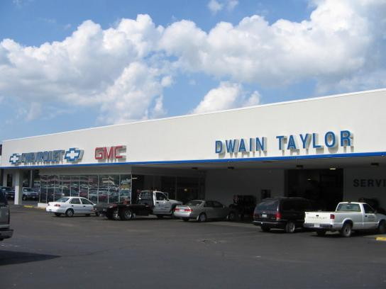 Dwain Taylor Chevrolet car dealership in Murray, KY 42071 | Kelley