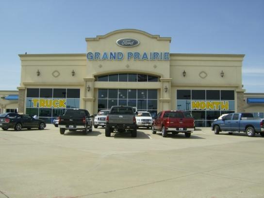 Grand Prairie Ford Car Dealership In Grand Prairie Tx 75050