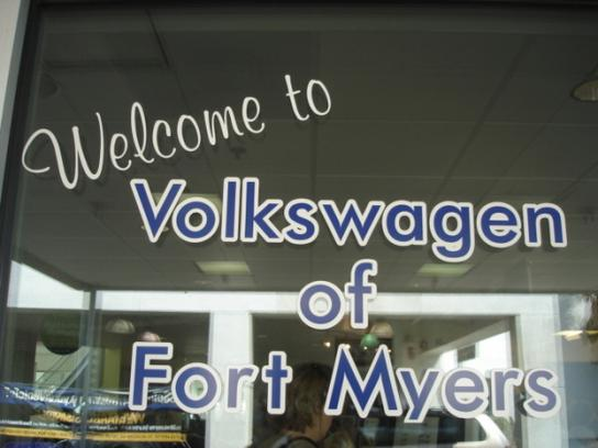 Volkswagen of Fort Myers 1