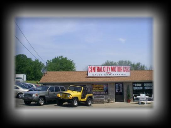 Central City Motor Cars Inc