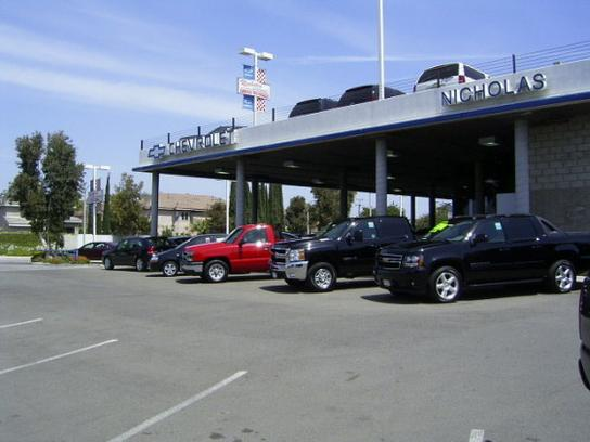Simpson Chevrolet of Garden Grove 1