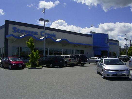 Honda Of Stevens Creek Car Dealership In San Jose Ca 95129 Kelley