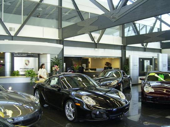 Porsche Stevens Creek Car Dealership In Santa Clara Ca