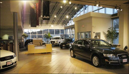 DCH Millburn Audi Car Dealership In Maplewood NJ Kelley - Dch audi
