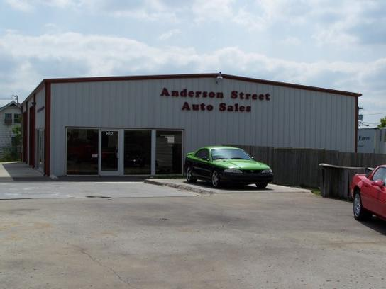 Anderson Street Auto Sales car dealership in Tullahoma, TN ...