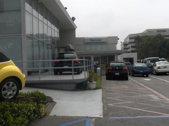 Volkswagen Santa Monica Car Dealership In Ca 90404 Kelley Blue Book