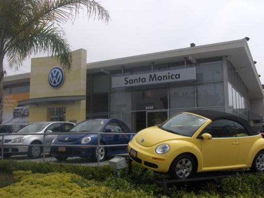 Volkswagen Santa Monica Car Dealership In Ca 90404 Kelley Blue Book