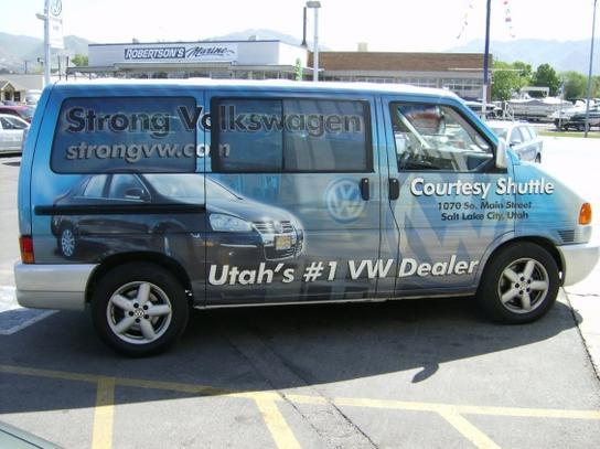 Strong Volkswagen Car Dealership In Salt Lake City Ut