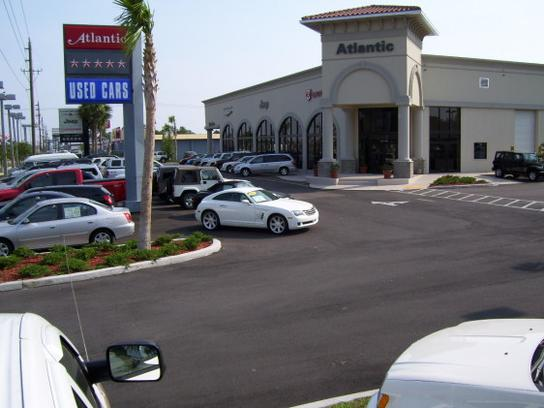 Atlantic Dodge Chrysler Jeep Ram Car Dealership In Saint Augustine, FL  32086 | Kelley Blue Book