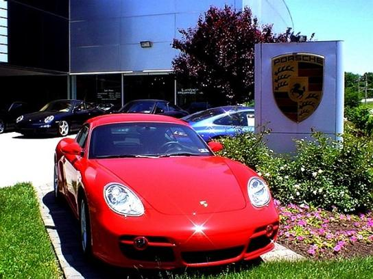 Porsche of The Main Line car dealership in Newtown Square, PA 19073