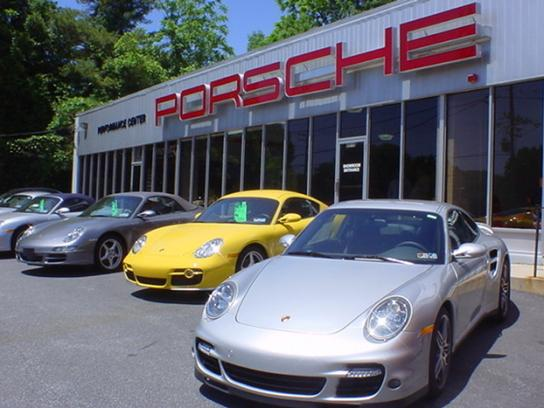 Porsche of The Main Line