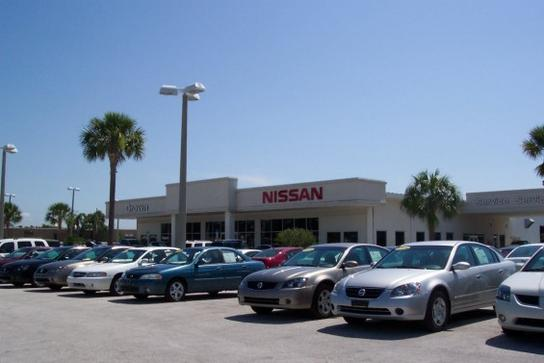 Crown Nissan car dealership in Saint Petersburg, FL 33714 | Kelley ...