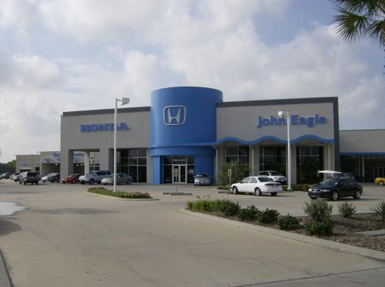 Superior John Eagle Honda