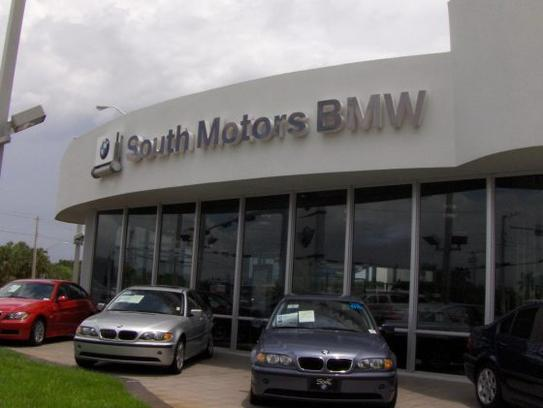 South Motors BMW 1