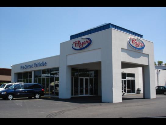 Jeep Dealership Columbus >> Byers Chrysler Jeep Dodge RAM car dealership in Columbus, OH 43213 | Kelley Blue Book