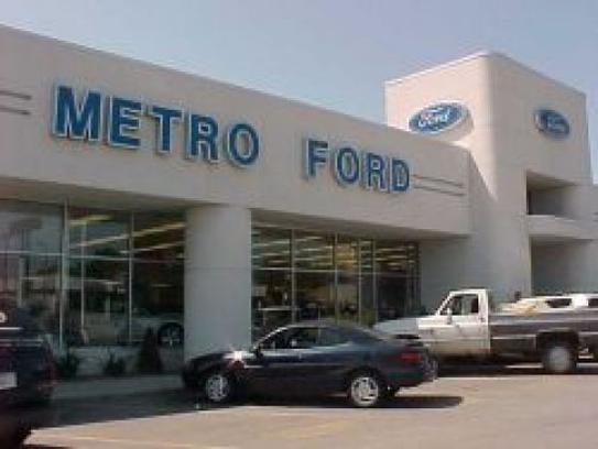 metro ford mo car dealership in independence mo 64055 kelley blue book. Black Bedroom Furniture Sets. Home Design Ideas