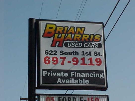 Brian Harris Used Cars 1