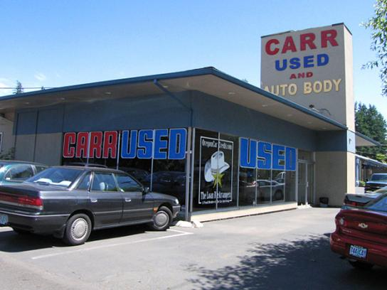 Carr Used Cars 1