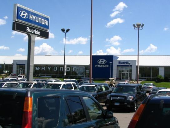 Hyundai Dealers Mn >> Buerkle Honda Hyundai car dealership in White Bear Lake, MN 55110 | Kelley Blue Book