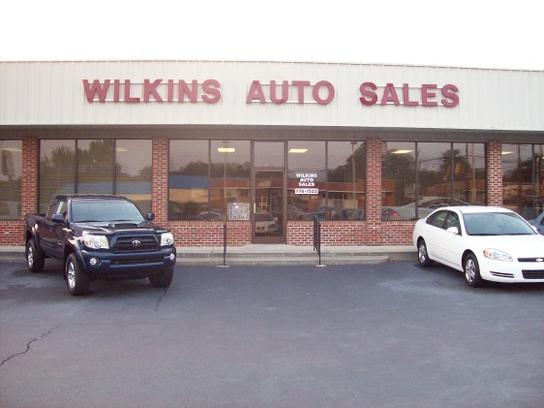 Wilkins Auto Sales, Inc