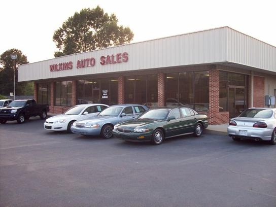 Wilkins Auto Sales, Inc 1