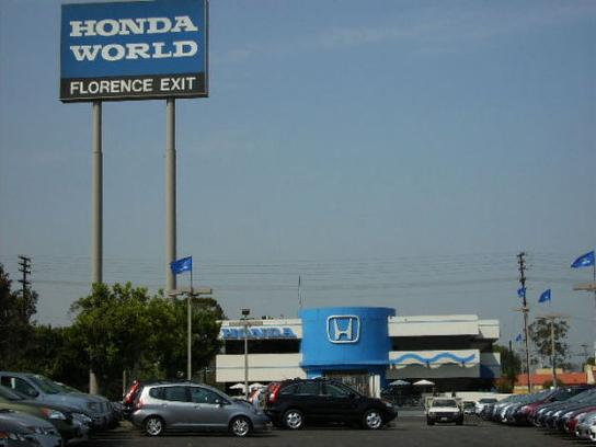 Honda World Downey