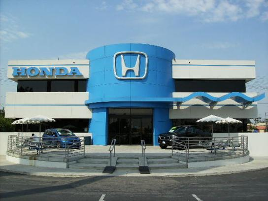 Honda World Downey 1
