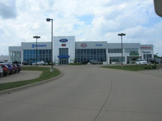Shottenkirk Burlington Iowa >> Shottenkirk Super Store Car Dealership In West Burlington