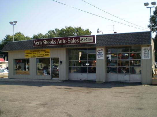 Vern Shooks Auto Sales