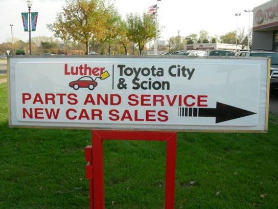 Luther Brookdale Toyota 1